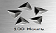 100 Hours - Getting this award for making 100 Hours
