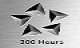 300 Hours - Getting this award for making 300 Hours