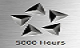 5000 Hours - Getting this award for making 5000 Hours