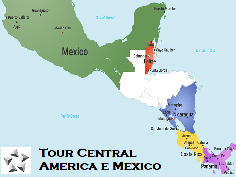 Central America and Mexico