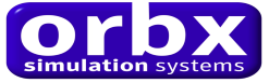 ORBX simulation systems
